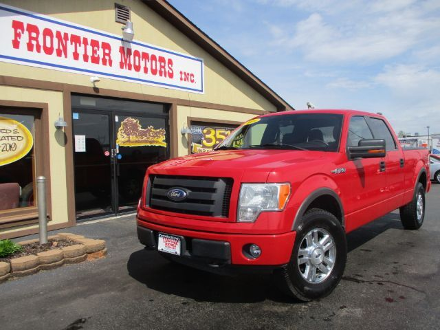 2010 Ford F-150 FX4 SuperCrew 6.5-ft Bed 4WD Middletown OH