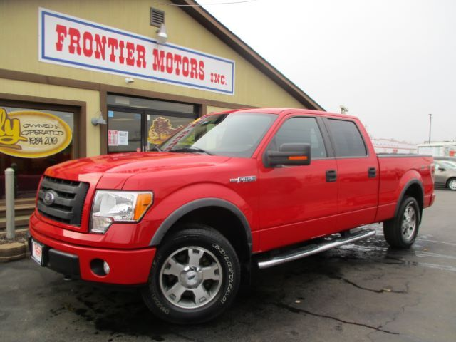 2010 Ford F-150 FX4 SuperCrew 6.5-ft. Bed 4WD Middletown OH