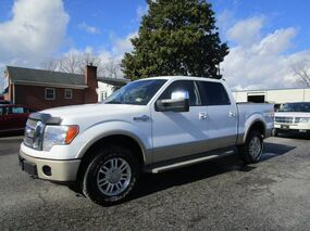 Ford F-150 King Ranch 4x4 2010