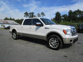 Ford F-150 King Ranch 2010