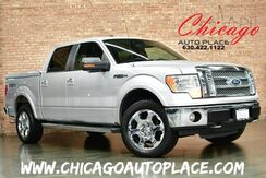 2010 Ford F-150 Lariat - 5.4L V8 4WD BACKUP CAM LEATHER HEATED/COOLED SEATS Bensenville IL