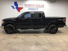 2010_Ford_F-150_Lariat 4X4 Heated Leather Camera Bluetooth Cooled Seats_ Mansfield TX
