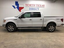 2010_Ford_F-150_Lariat 4X4 Heated & Ac Leather Bluetooth Sync 1 Owner_ Mansfield TX