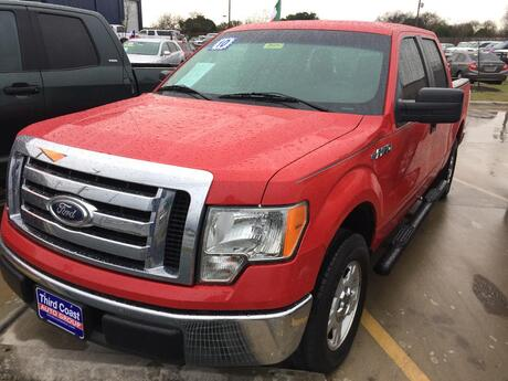 2010 Ford F-150 Lariat SuperCrew 5.5-ft. Bed 2WD Austin TX