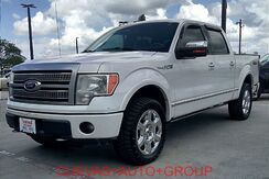 2010_Ford_F-150_Lariat SuperCrew 5.5-ft. Bed 4WD_ Harlingen TX