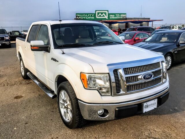 2010 Ford F-150 Lariat SuperCrew 6.5-ft. Bed 2WD Laredo TX