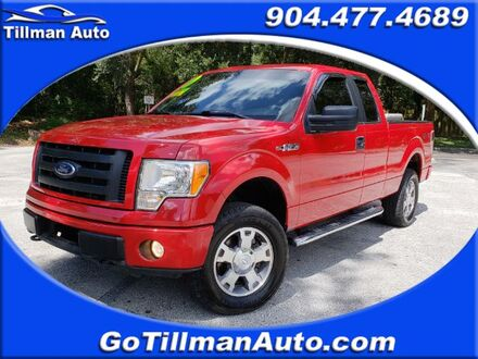 2010_Ford_F-150_STX SuperCab 6.5-ft. Bed 4WD_ Jacksonville FL