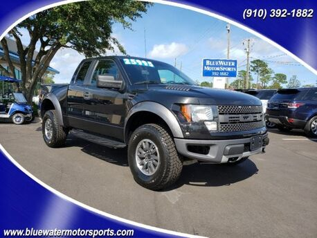 2010_Ford_F-150_SVT Raptor_ Wilmington NC
