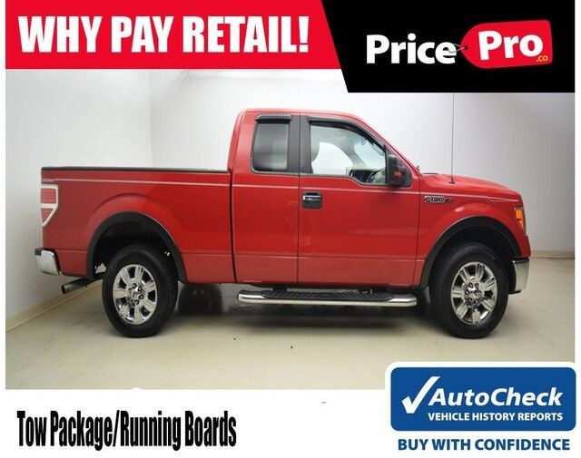2010 Ford F-150 SuperCab XLT V8 Maumee OH