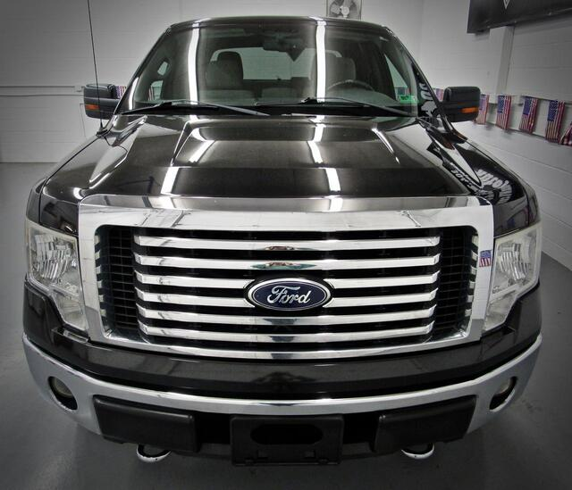 2010 Ford F-150 SuperCrew XLT 4X4 FlexFuel Grafton WV