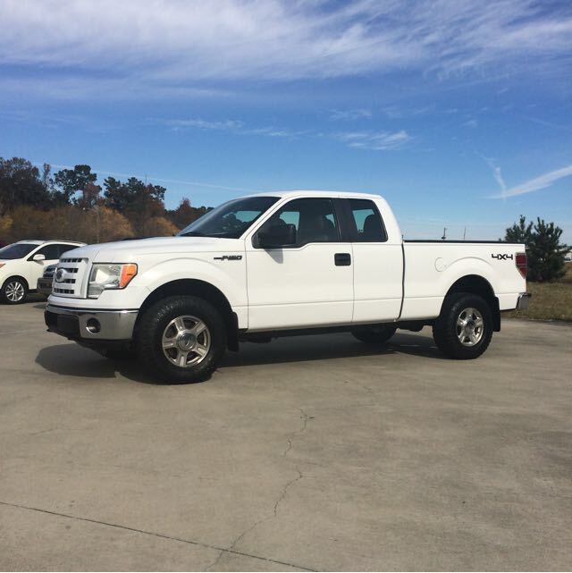 2010 Ford F-150 XL SuperCab 6.5-ft. Bed 4WD Hattiesburg MS