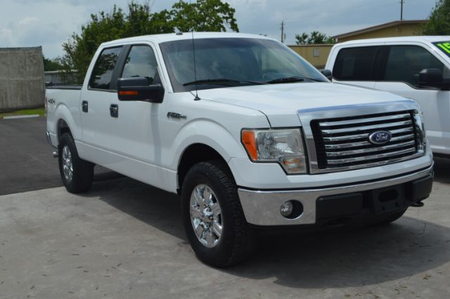 2010 Ford F-150 XL SuperCrew 5.5-ft. Bed 4WD Houston TX