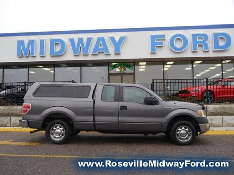 2010_Ford_F-150_XL_ Roseville MN