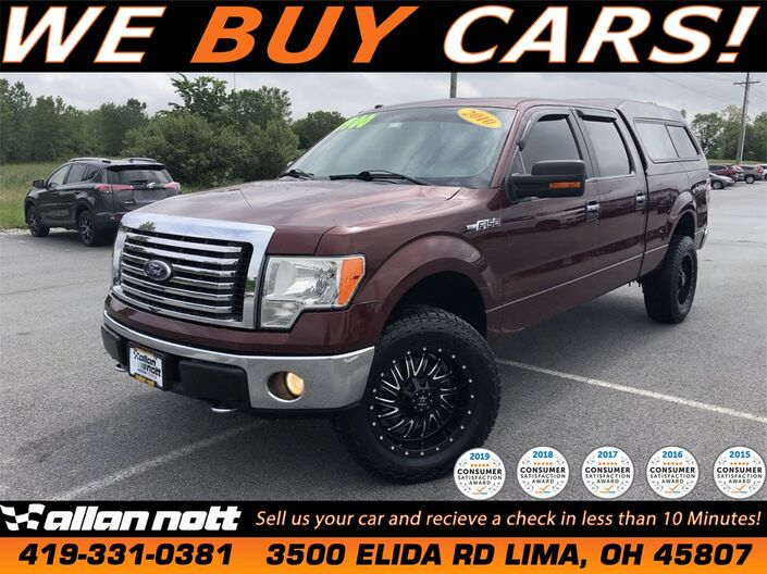 2010 Ford F-150 XLT Lima OH
