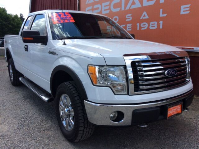 2010 Ford F-150 XLT SuperCab 6.5-ft. Bed 4WD Spokane WA