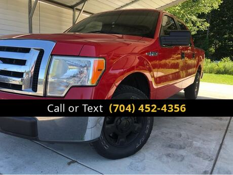 2010 Ford F-150 XLT SuperCrew 5.5-ft. Bed 2WD Charlotte and Monroe NC