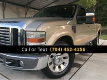 2010_Ford_F-250 SD_Lariat Crew Cab Long Bed 2WD_ Charlotte and Monroe NC