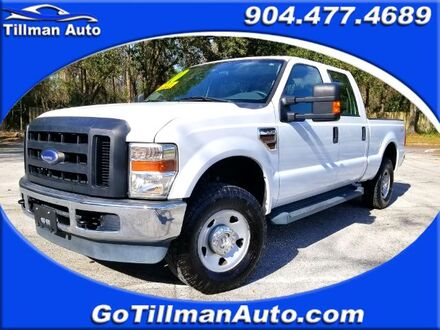 2010_Ford_F-250 SD_XL Crew Cab 4WD_ Jacksonville FL