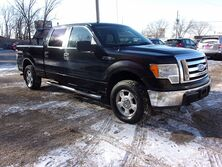 Ford F150 4WD Supercrew XL 5 1/2 2010