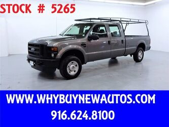 Ford F250 ~ 4x4 ~ Crew Cab ~ Only 57K Miles! 2010