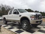 2010 Ford F250 4WD Crew Cab King Ranch