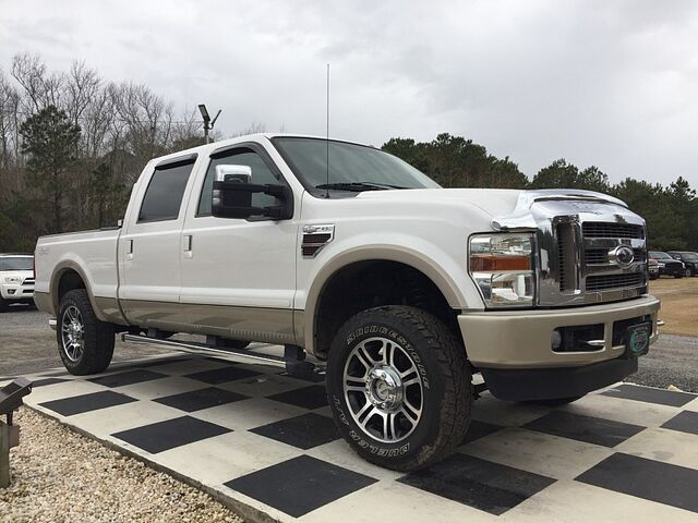 2010 Ford F250 4WD Crew Cab King Ranch Outer Banks NC