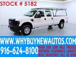 2010 Ford F350 ~ 4x4 ~ Crew Cab ~ Only 38K Miles!