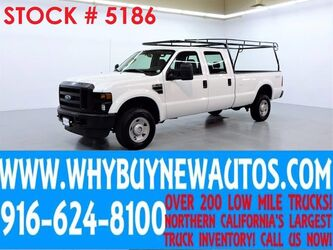 Ford F350 ~ 4x4 ~ Crew Cab ~ Only 40K Miles! 2010