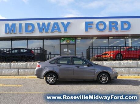 2010_Ford_Focus_SE_ Roseville MN