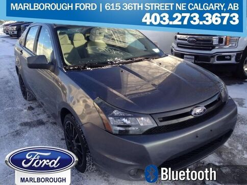 2010_Ford_Focus_SES  - Bluetooth -  SYNC_ Calgary AB