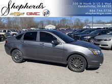 2010_Ford_Focus_SES_ Rochester IN