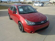 2010_Ford_Focus_SES Sedan_ Colby KS