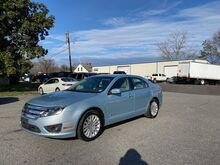 2010_Ford_Fusion_Hybrid_ Richmond VA