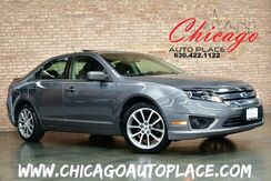 2010_Ford_Fusion_SEL - NAVI BACKUP CAM LEATHER HEATED SEATS SUNROOF BLUETOOTH_ Bensenville IL