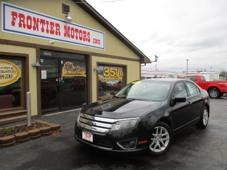 2010 Ford Fusion SEL Middletown OH