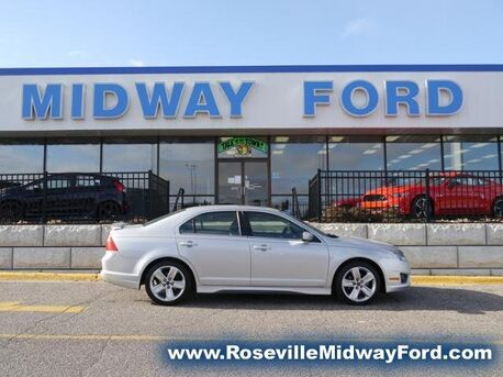 2010_Ford_Fusion_SPORT_ Roseville MN