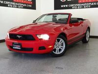 Ford Mustang CONVERTIBLE KEYLESS ENTRY POWER LOCKS POWER WINDOWS POWER MIRRORS CRUISE CONTROL 2010