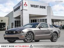 2010_Ford_Mustang_GT-Accident Free-4.6L V8-5-Spd Manual_ Edmonton AB