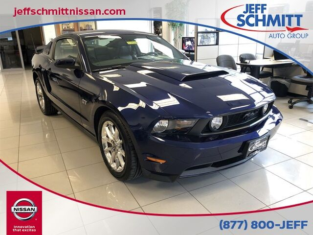 2010 Ford Mustang Gt Premium 2d Coupe
