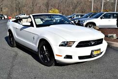 2010_Ford_Mustang_V6 Convertible_ Easton PA