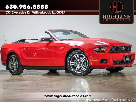 2010_Ford_Mustang_V6_ Willowbrook IL