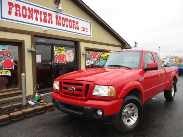 2010 Ford Ranger Sport SuperCab 4-Door 2WD Middletown OH