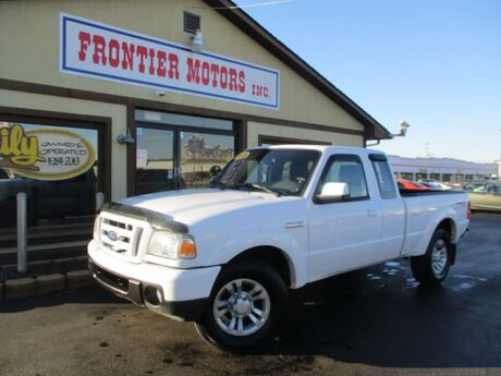 2010 Ford Ranger Sport SuperCab 4-Door 4WD Middletown OH