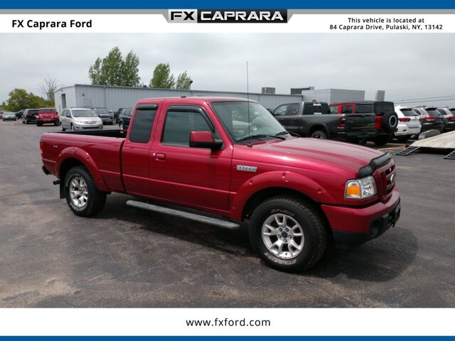 2010 Ford Ranger Sport Watertown NY