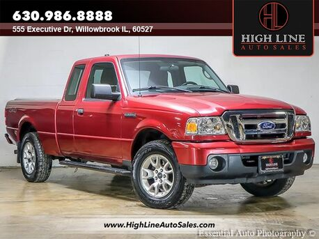2010_Ford_Ranger_Sport_ Willowbrook IL