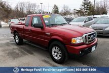 2010 Ford Ranger XLT South Burlington VT