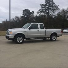 2010_Ford_Ranger_XLT SuperCab 2WD_ Hattiesburg MS