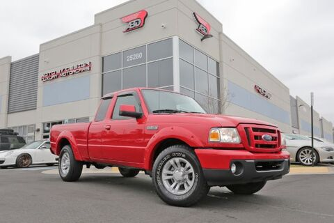 2010_Ford_Ranger_XLT SuperCab 4-Door 4WD_ Chantilly VA