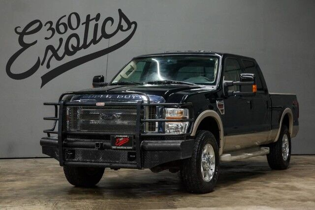 2010 Ford Super Duty F-250 SRW King Ranch Austin TX