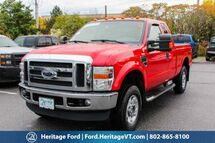 2010 Ford Super Duty F-250 SRW XLT South Burlington VT
